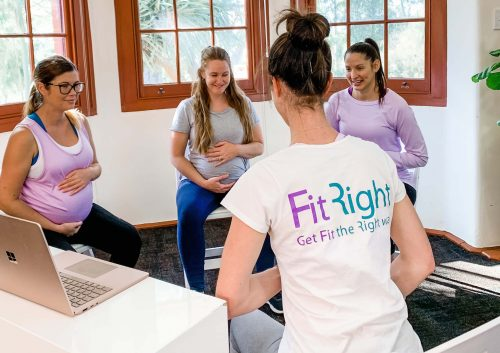 fitright preged small group workshop