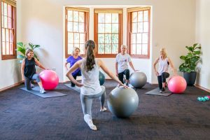 fitright physio fitness classes for women