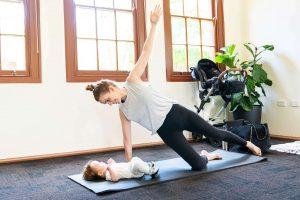 fitright physio postnatal fitness classes