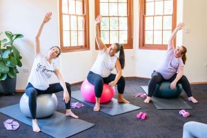 fitright physio pregnancy fitness classes